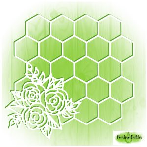 Floral Hexagons