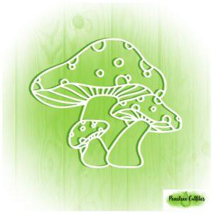 Giant Toadstools
