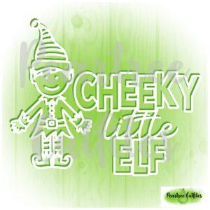 Cheeky Little Elf