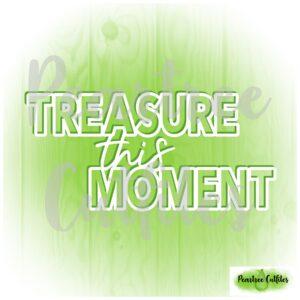 Treasure this Moment