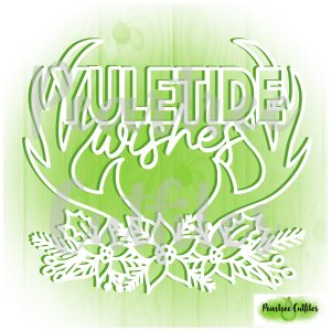 Yuletide Antlers