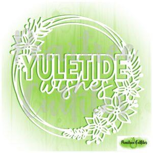 Yuletide Wreath