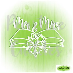 Mr & Mrs Guestbook