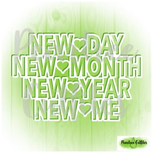 New Day Month Year Me