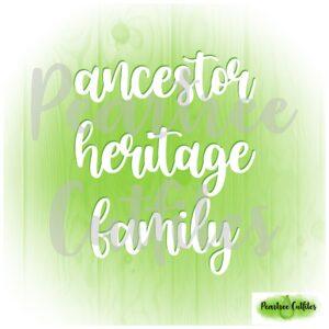 Ancestry Titles