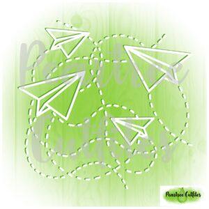 Elliot's Paper Aeroplanes