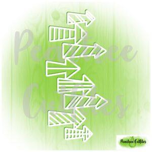 Patterned Arrows