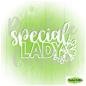 Special Lady