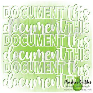 Document This