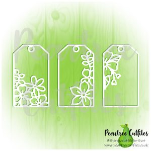 Floral Tags