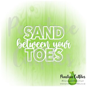 Sand Between Your Toes