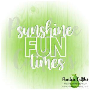 Sunshine Fun Times