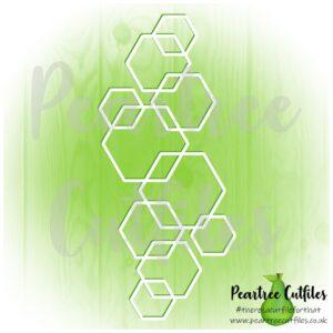 Falling Hexagons