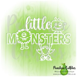 Little Monsters Title